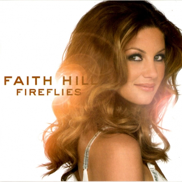Faith Hill Fireflies cover art