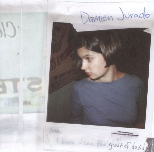 Damien Jurado Ghost of David Cover Art