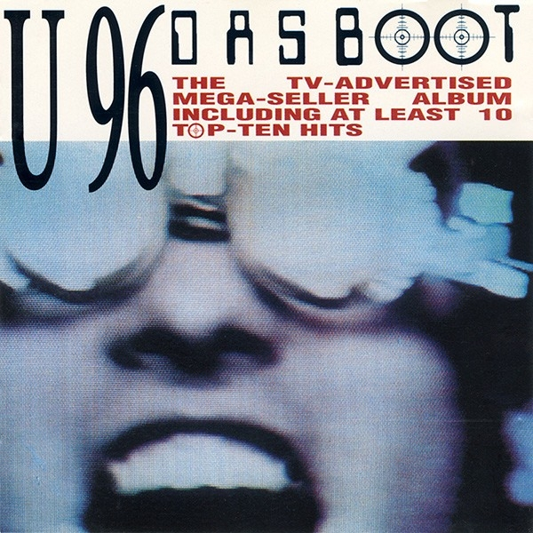 U96 Das Boot cover art