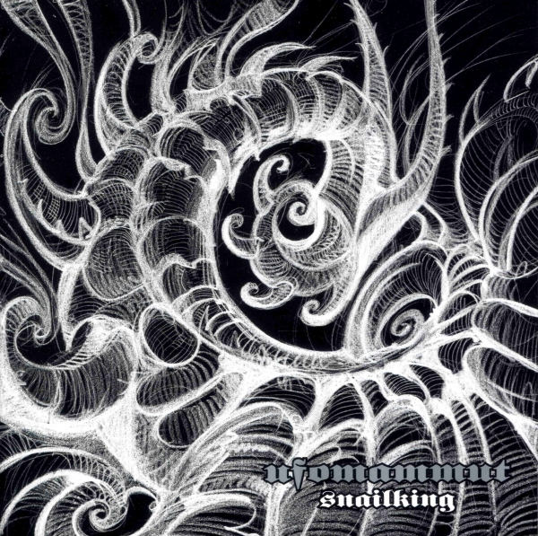 Ufomammut Snailking Cover Art