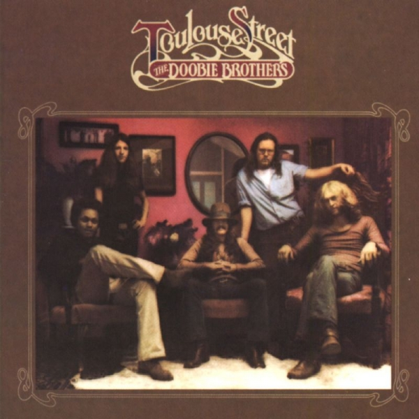 The Doobie Brothers Toulouse Street Cover Art