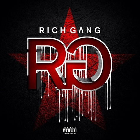 Lil Wayne Rich Gang cover art