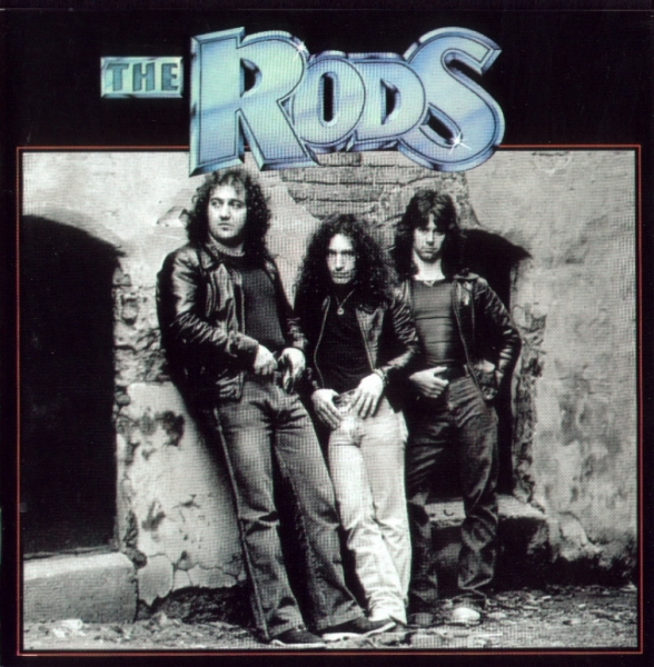 The Rods The Rods Cover Art