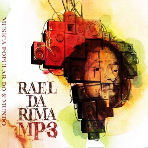 Rael MP3 (Música popular do 3º mundo) cover art