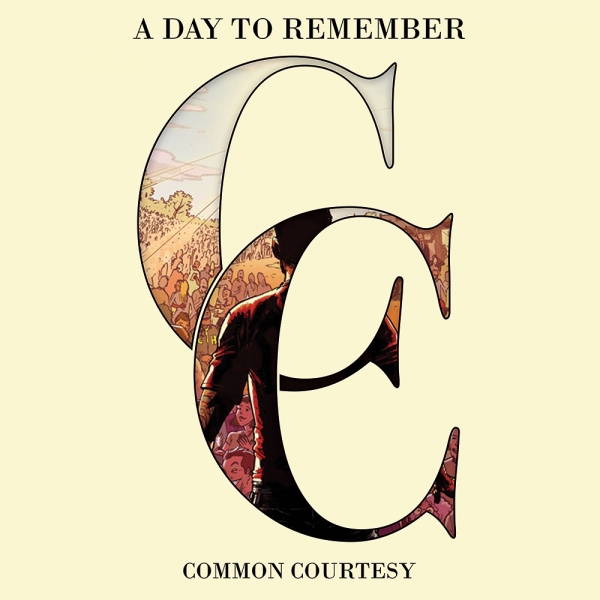 A Day to Remember Common Courtesy cover art