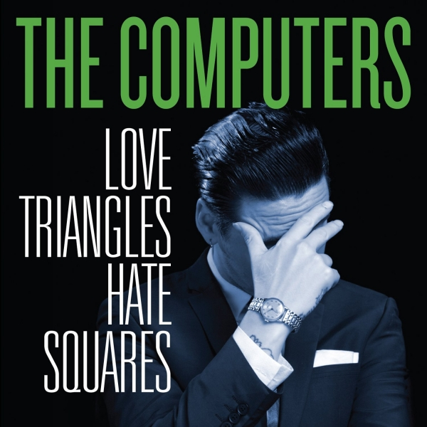 The Computers Love Triangles Hate Squares Cover Art