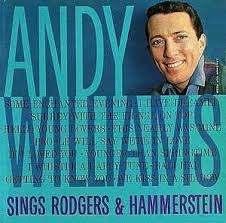 Andy Williams Sings Rodgers & Hammerstein cover art