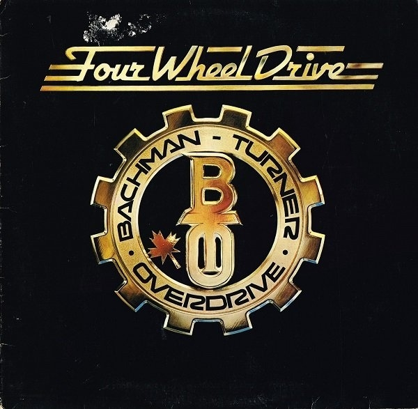 Bachman–Turner Overdrive Four Wheel Drive cover art