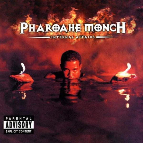 Pharoahe Monch Internal Affairs cover art