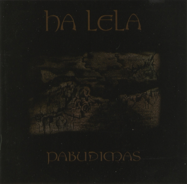 HA LELA Pabudimas cover art