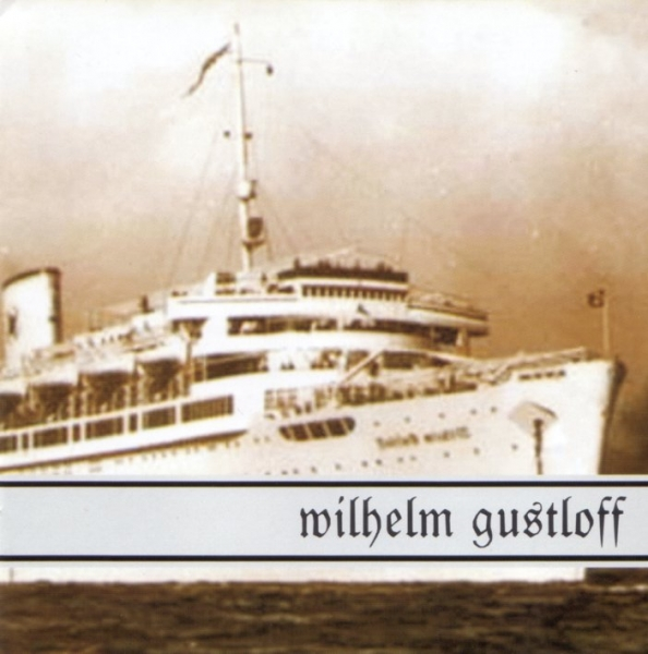 A Challenge of Honour Wilhelm Gustloff Cover Art