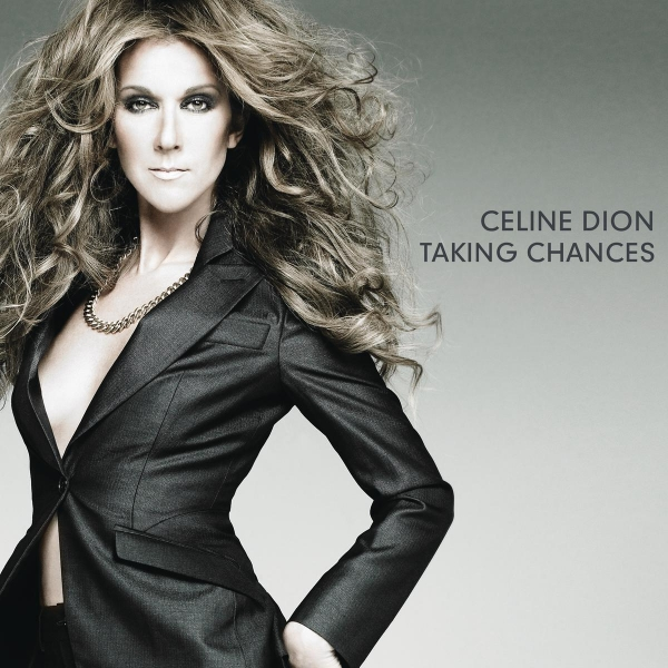 Céline Dion Taking Chances cover art
