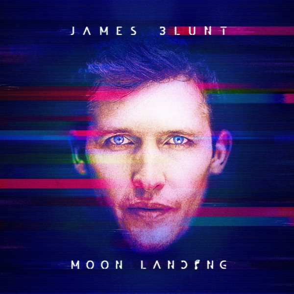 James Blunt Moon Landing cover art