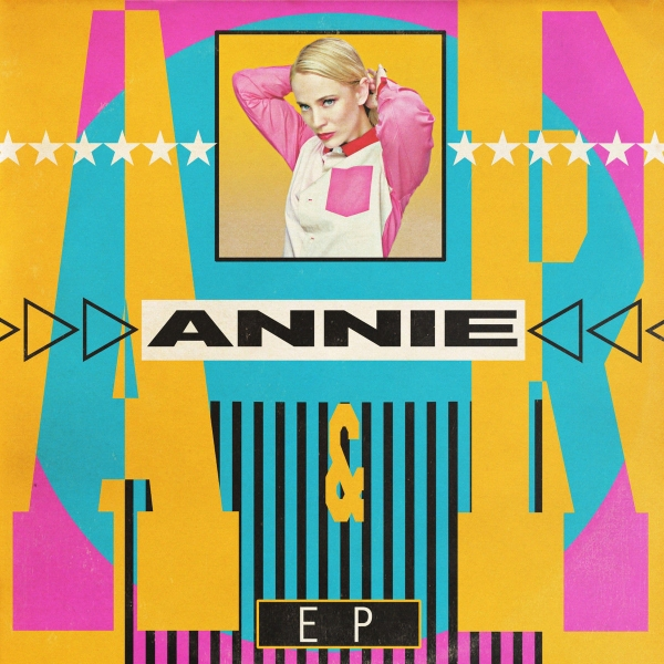 Annie The A&R EP cover art