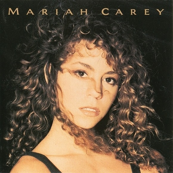 Mariah Carey Mariah Carey cover art