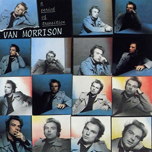 Van Morrison A Period of Transition cover art