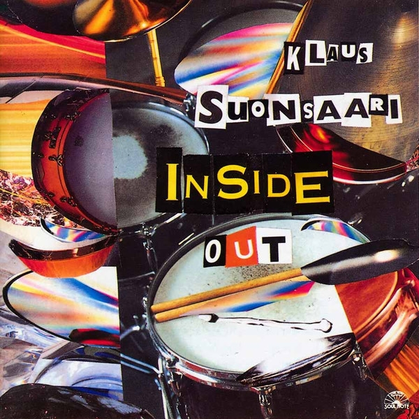 Klaus Suonsaari Inside Out cover art