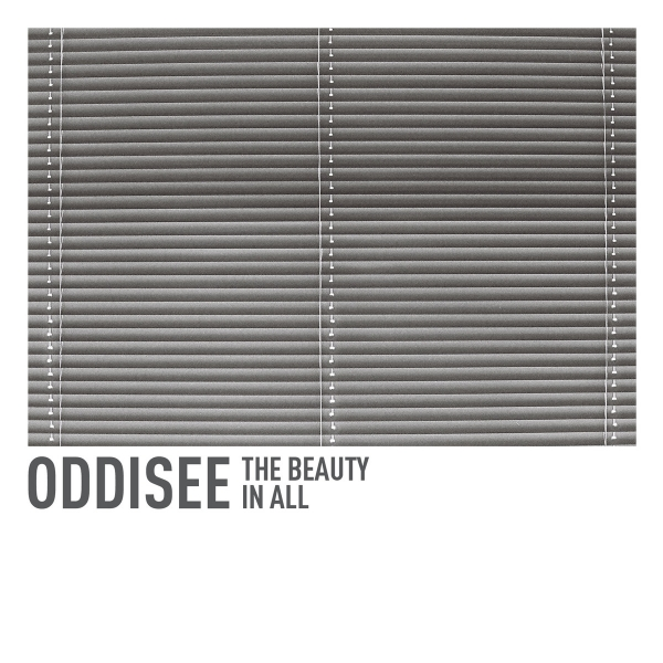Oddisee The Beauty in All cover art