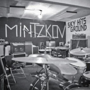 Mintzkov Sky Hits Ground Cover Art