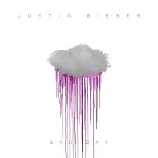 Justin Bieber Bad Day Cover Art