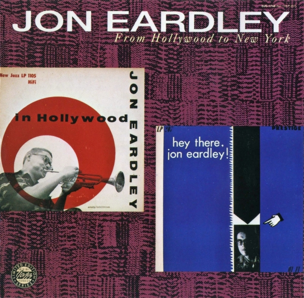 Jon Eardley From Hollywood to New York Cover Art
