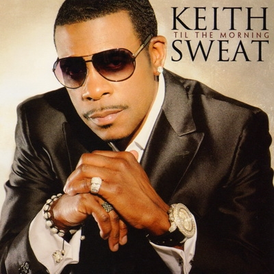 Keith Sweat Til the Morning Cover Art