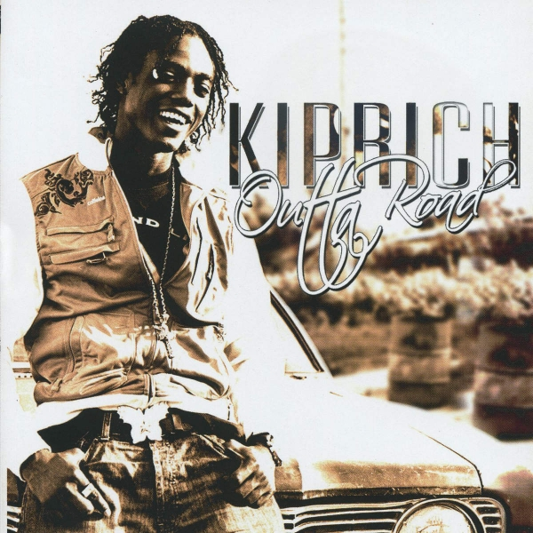 Kiprich Outta Road cover art
