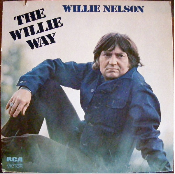 Willie Nelson The Willie Way cover art
