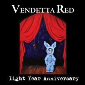 Vendetta Red Light Year Anniversary Cover Art