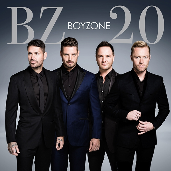 Boyzone BZ20 cover art