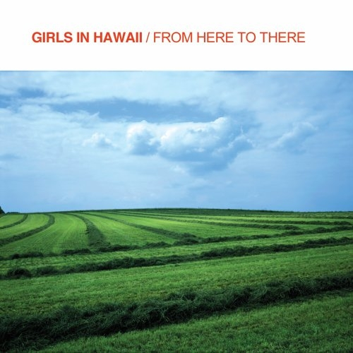 Girls in Hawaii From Here to There cover art