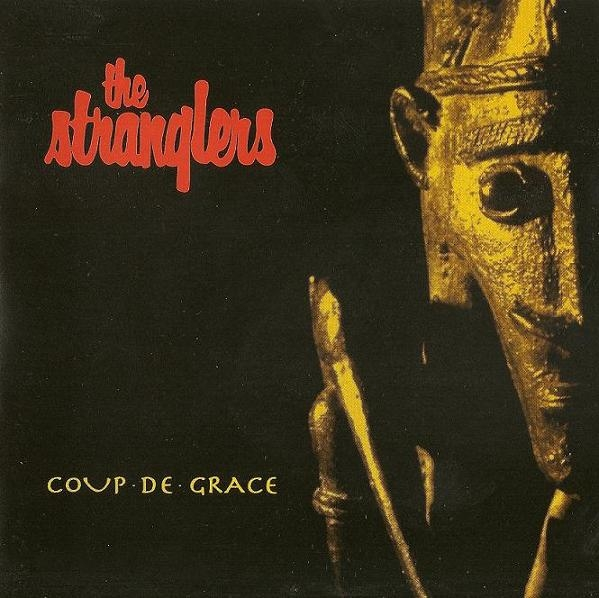 The Stranglers Coup de Grace cover art