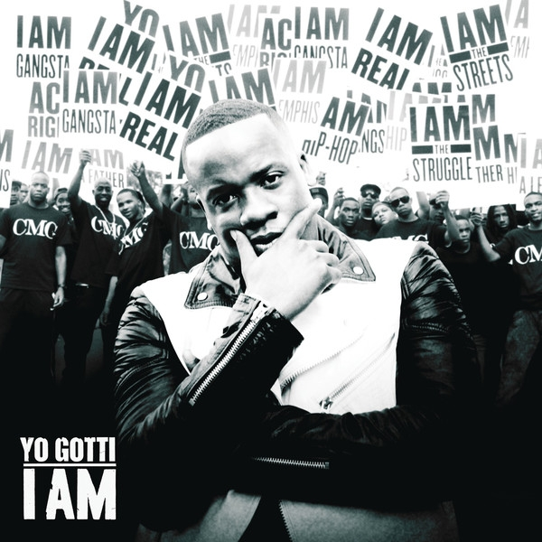 Yo Gotti I Am cover art