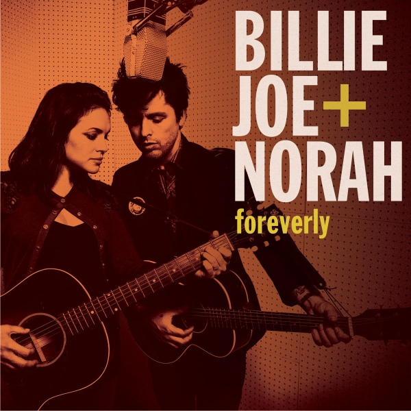 Norah Jones Foreverly cover art