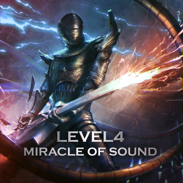 Miracle of Sound Level 4 cover art