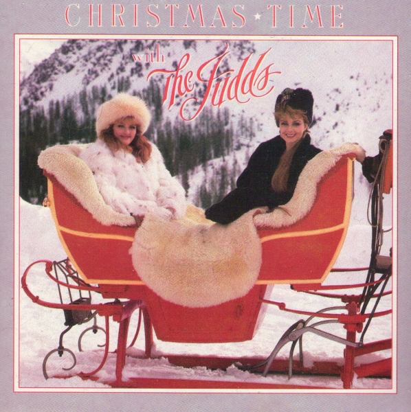 The Judds Christmas Time With The Judds cover art