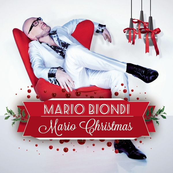 Mario Biondi Mario Christmas Cover Art