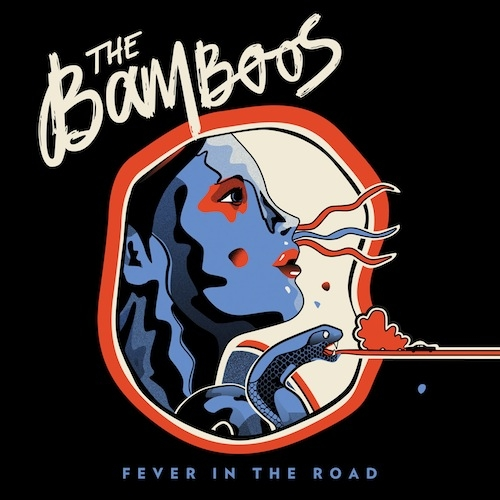 The Bamboos Fever in the Road Cover Art