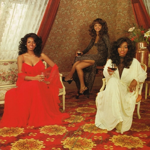 The Three Degrees A Toast of Love Cover Art
