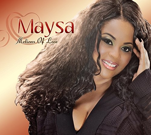 Maysa Motions of Love Cover Art