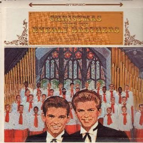 The Everly Brothers Christmas With The Everly Brothers & the Boys Town Choir Cover Art