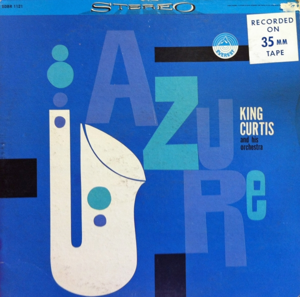 King Curtis Azure cover art