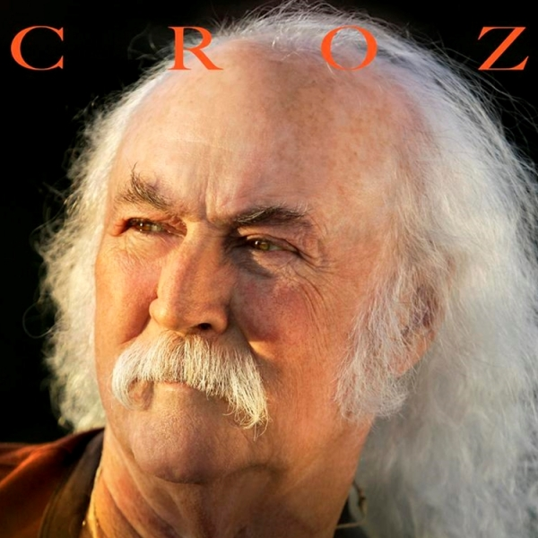David Crosby Croz cover art