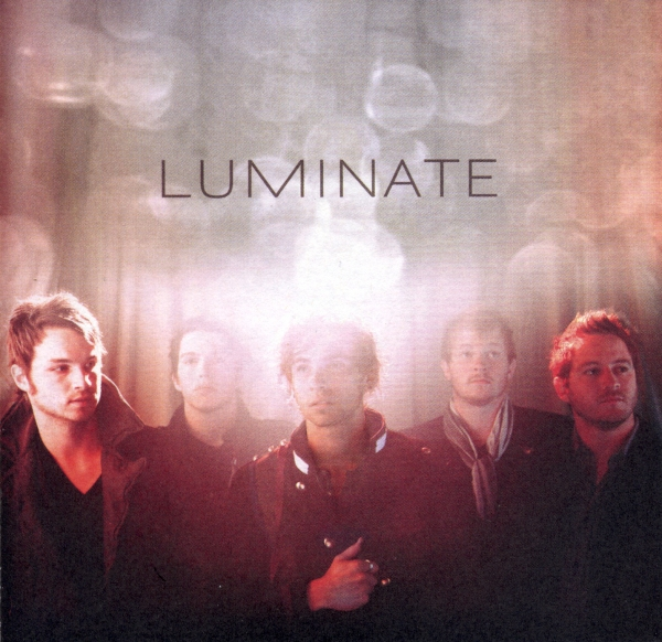 Luminate Luminate cover art