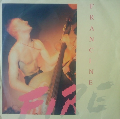 Francine Fire cover art