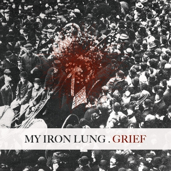 My Iron Lung Grief Cover Art