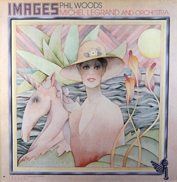 Michel Legrand Images cover art