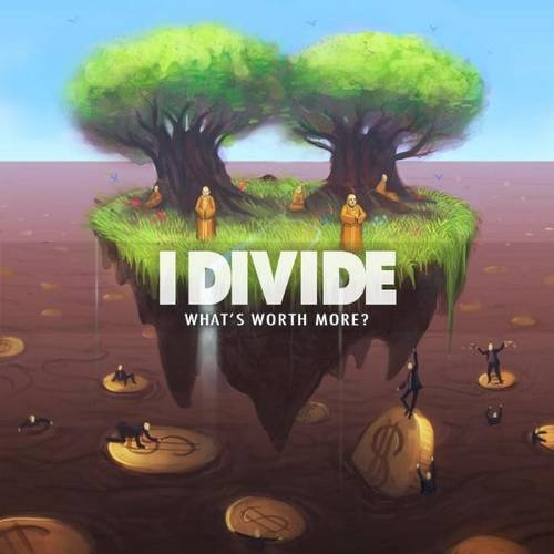 I Divide What's Worth More Cover Art