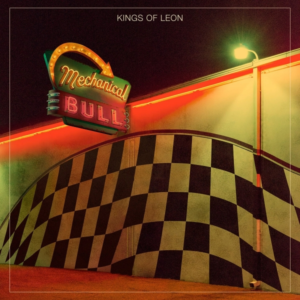 Kings of Leon Mechanical Bull cover art