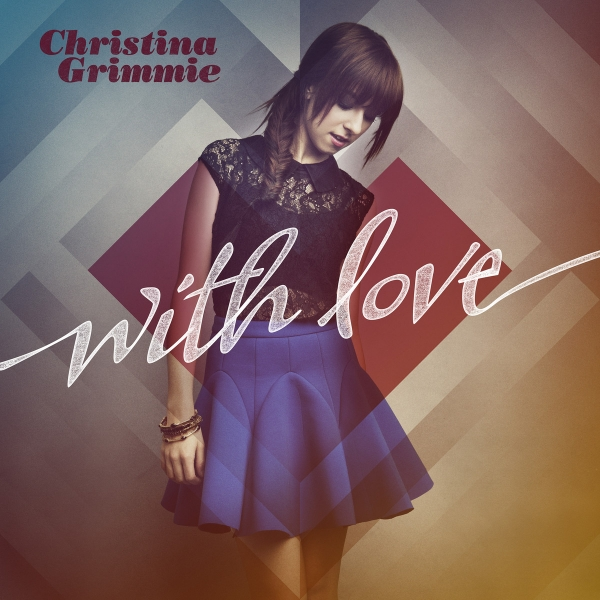 Christina Grimmie With Love Cover Art